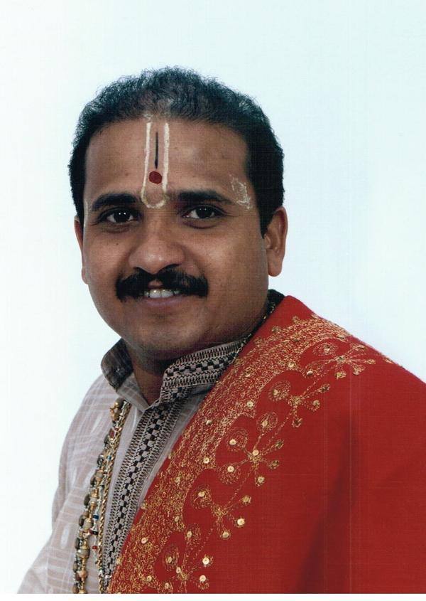 Hindu Priest, Panditji,